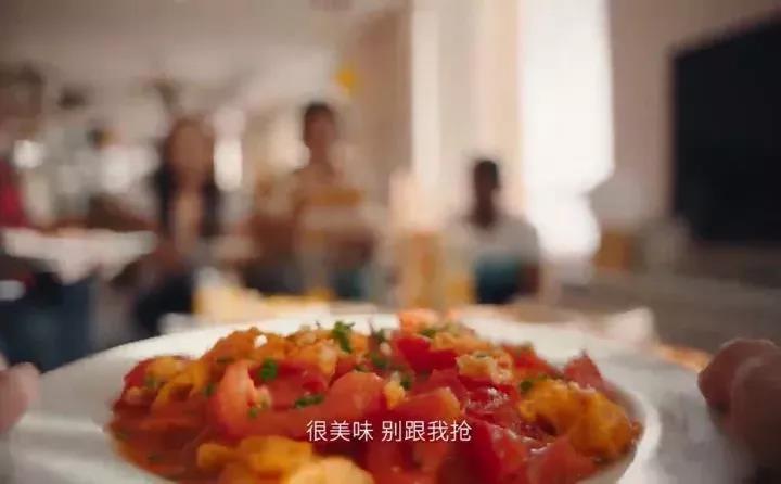 番茄炒蛋刷屏:孩子,你的世界,大于全世界