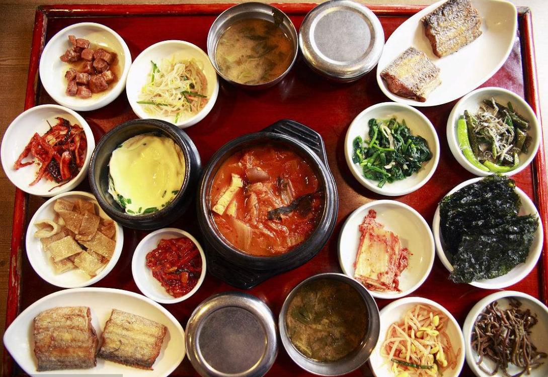 韩国宫中饮食