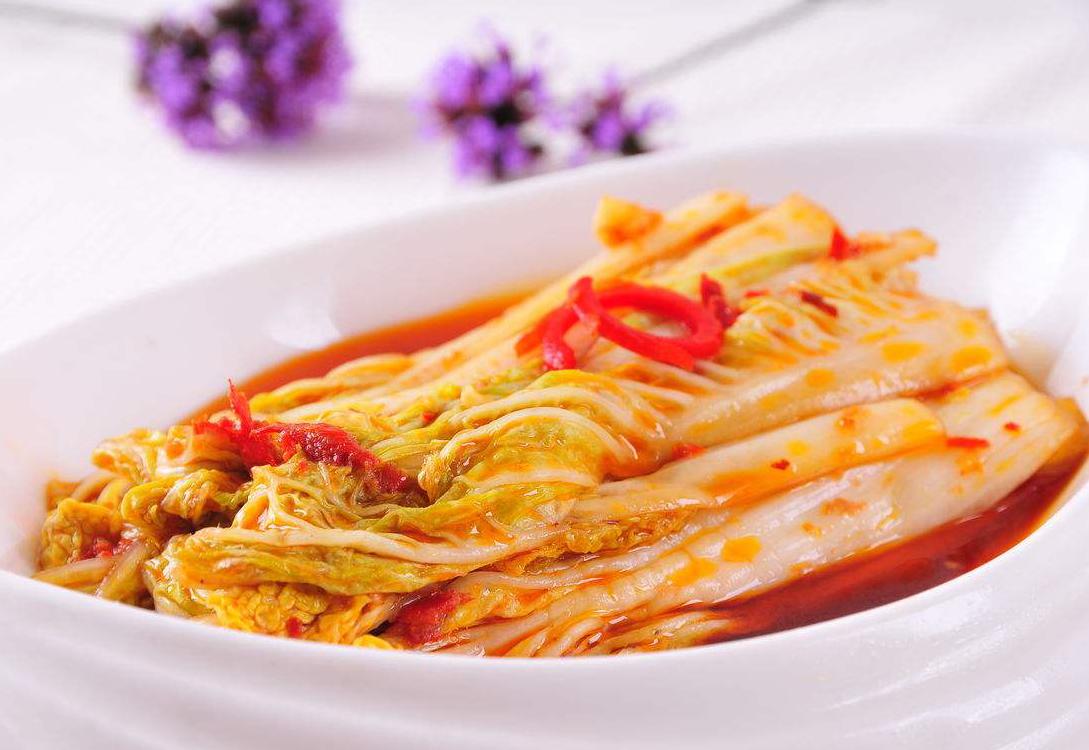 韩国留学爱吃腌制食品