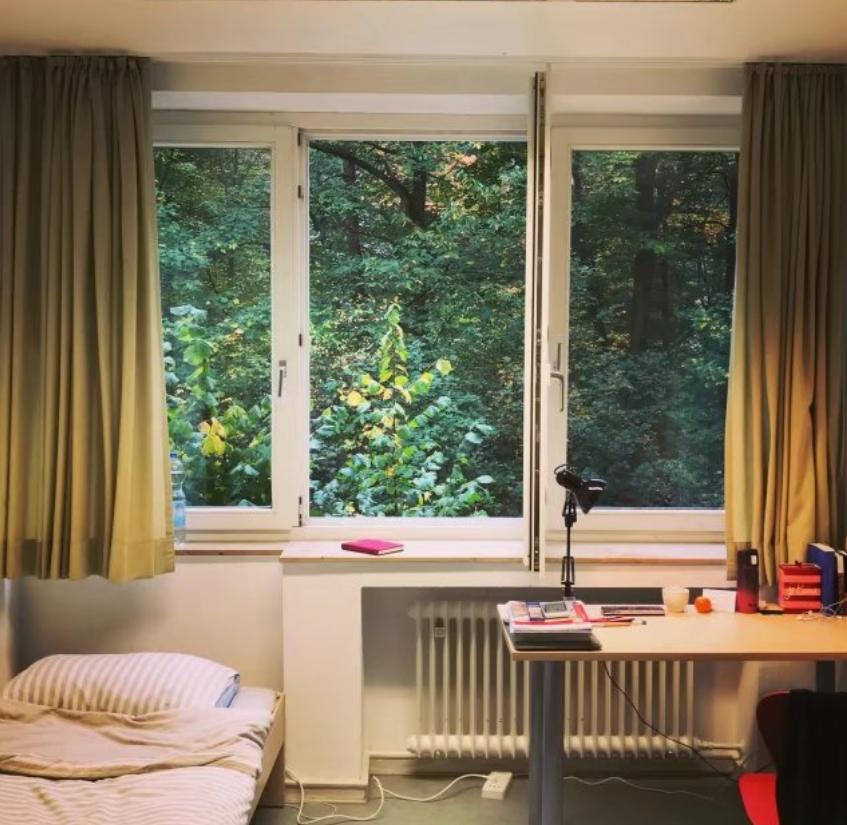 高中生德国留学申请学生宿舍