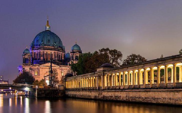 高中生德国留学宗教