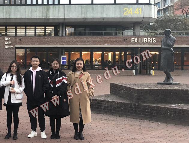 德国留学之德国名校寻访记——杜塞尔多夫大学